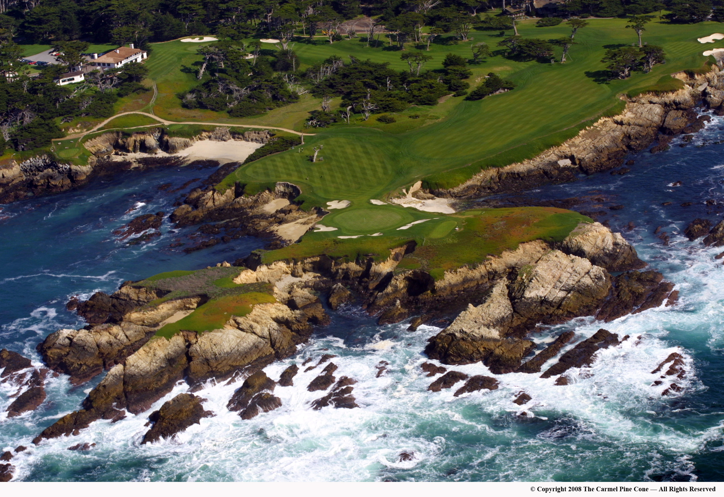 Cypress Point Golf Club Blog Title